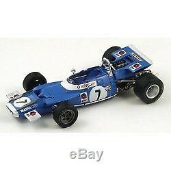 SPARK 18SF001 MATRA MS80 N°7 GP F1 France 1969