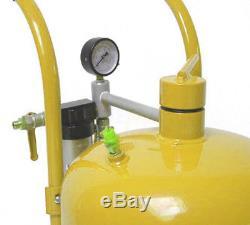 Sableuse mobile 75 litres avec Accessoires. Envoi rapide de France