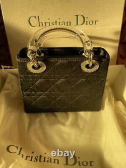 Sac Lady Dior Soie