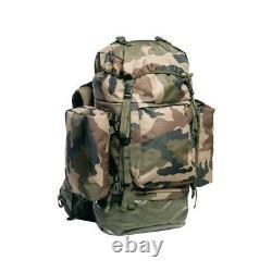 Sac a dos Commando en tissu Camouflage règlementaire armée française 100 Litres