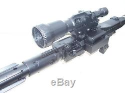 Star Wars Blaster DLT19 Scout Sniper. (Echelle1.)