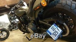 Support de plaque latéral Harley-Davidson Softail FAT BOB 2018-2020