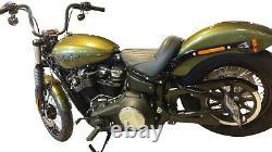 Support de plaque latéral Harley-Davidson Softail FXBB STREET BOB 2018-2021