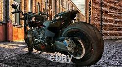 Support de plaque latéral Harley-Davidson Softail FXDR 114 2019-2021