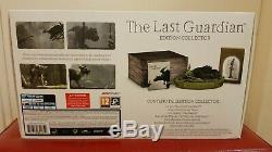The Last Guardian Edition Collector France Ps4