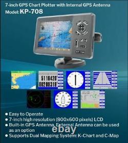 Traceur GPS marine cartographie nautique incluse