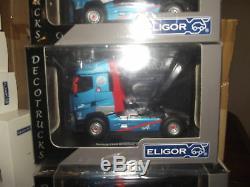 Tracteur Renault T520 Alpine Rochatte Transports Eligor 115739 1/43