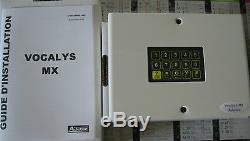 Transmetteur téléphonique Adetec VOCALYS MX 000 T06 220 (Fabriqué en France)