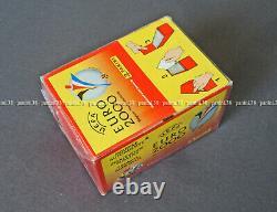ULTRA RARE! BOX 100 PROMO Packets UEFA EURO 2000 PANINI Display
