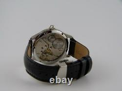 Unique Montre mouvement vintage CARAVELLE Unitas 6498 pocket watch conversion
