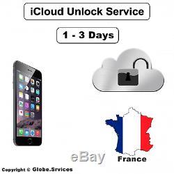 Unlock Remove iCloud Déblocage iCloud iPhone & iPad France Clean 24H 72H