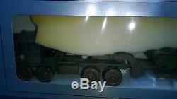 VEREM FRANCE MILITAIRE BERLIET T12 PORTE CHAR + AMX 13/105 mm V 924 neuf boite