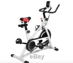 Vélo dAppartement Cardio Vélo Spinning Appareil Fitness Sport Abdominal Dos Bra