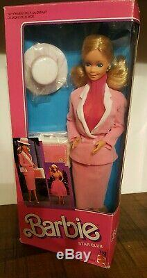Very Rare Barbie Star Club Made In France 1984 Superstar Era Day To Night Nrfb