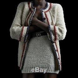 Veste CHANEL tweed collection 2019 Authentique