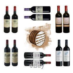 Vins De Bordeaux Lot De 60 Bouteilles! A Saisir