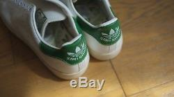 Vintage 1980's Adidas Stan Smith made in France size 8.5UK