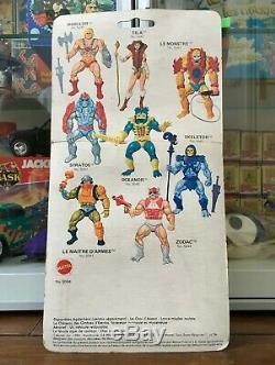 Vintage Zodac France Maîtres de l'Univers Masters of the Universe MOC new Mattel