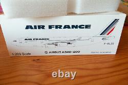 WB MODELS B342AF02 1/200 Airbus A340-200 Air France (F-GLZD)