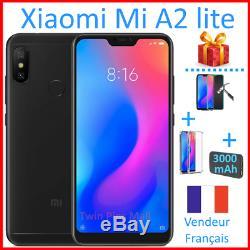 Xiaomi Mi A2 Lite Dual Sim 4Go / 64Go Global Version B20 Stock en France